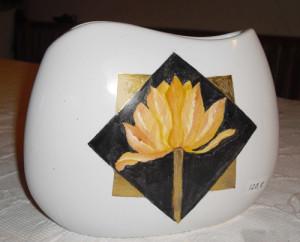 Vase von Johanna Breidenstein