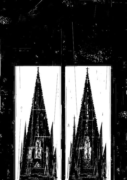 Köln in Sack und Asche, Irmgard Hofmann