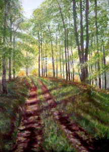 Klaus Jung, Landschaft